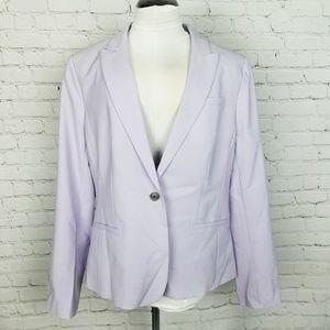 Banana Republic | Lilac Italian Wool Blazer NWT